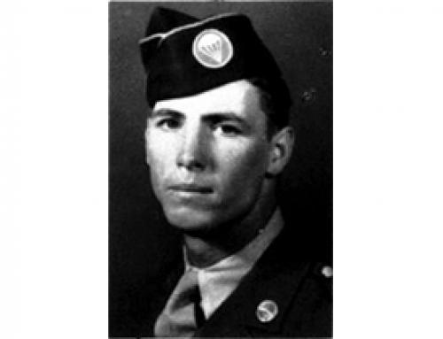 Decorated Soldier Richard W. Durkee Dies